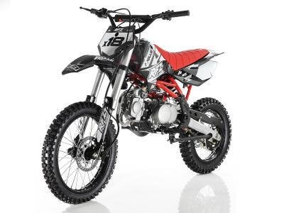 Apollo DB-X18 125cc Dirt Bike Black (Motorcycle 125 Cc)