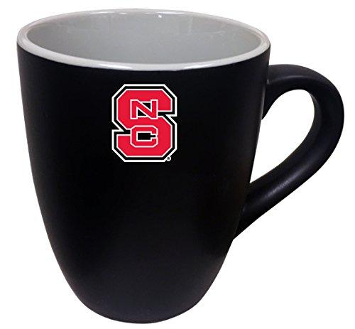 NCAA Two Tone Ceramic Mugs-College Ceramic Mugs (NC State Wolfpack)