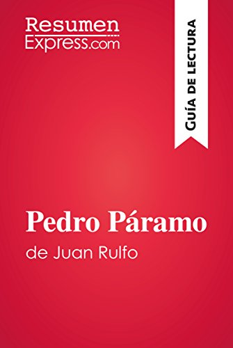 a literary analysis of pedro paramo by juan rulfo Transcript of structure of pedro paramo structure of pedro paramo overview structure: framework of a work of literature, or the organization of the overall design of a work  literary criticism the ghosts of comala: haunted meaning in pedro páramo: an introduction to juan rulfo's pedro páramo, by danny j anderson image by goodtextures.