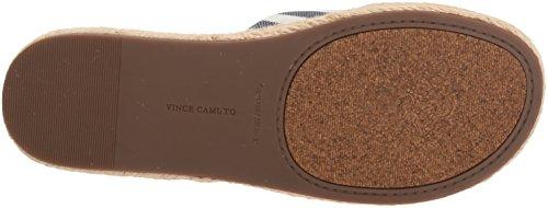 Camuto Blue Carran Natural Vince Sandal Slide Women's 7wxqpXFp