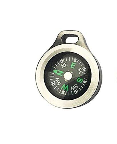 4. MecArmy Keychain Compass CMP