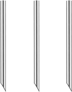 Tungsten Steel Scribing Needle Vernier Calipers Marking Needle ZLKSKER 3pcs Carbide Needles Replacement for Parallel Crossed Caliper