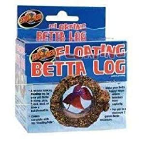 Zoo Med Floating Betta Log 1