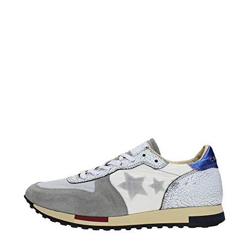 CAFèNOIR KPB924 Sneakers Hombre White 44