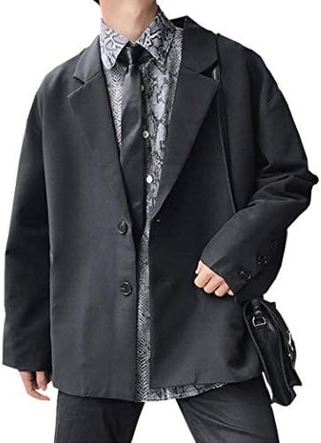 メンズ スーツ コート ジャケット ファッションコート ジャケット スリム おしゃれ カジュアル スーツジャケット オシャレ ビジネス アウター