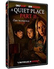 A Quiet Place Part II DVD