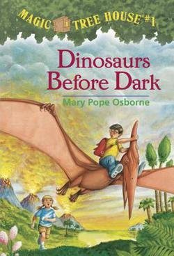 Dinosaurs Before Dark (1992) (Book) written by Mary Pope Osborne, Sal Murdocca