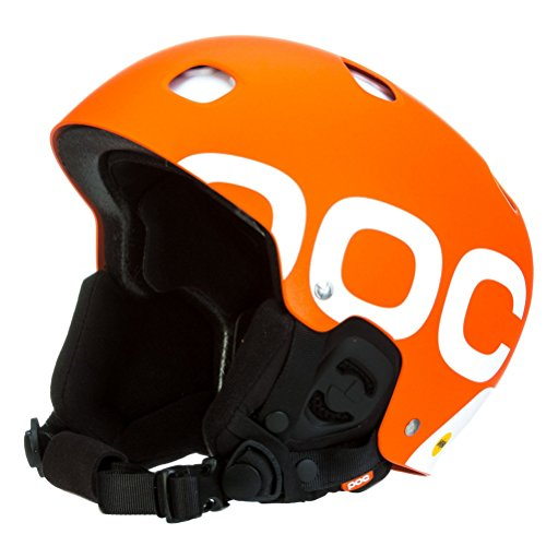 Price comparison product image POC Receptor Backcountry MIPS Ski Helmet,  Iron Orange