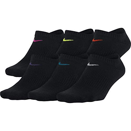 Nike Women's Everyday Lightweight No-Show Socks (6 Pair)
