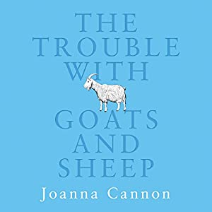 The Trouble with Goats and Sheep Hörbuch