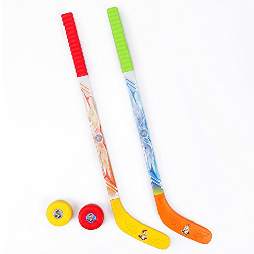 Calt Super Safe Outdoor Hockey Set for Kids w/ 2 Hockey ...