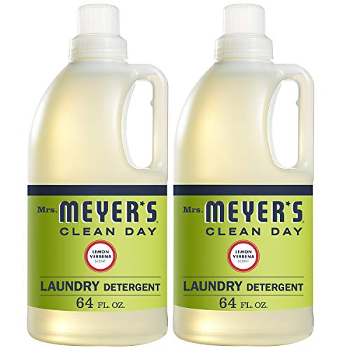 Mrs. Meyer's Laundry Detergent, Lemon Verbena, 64 fl oz (2 ct) ()