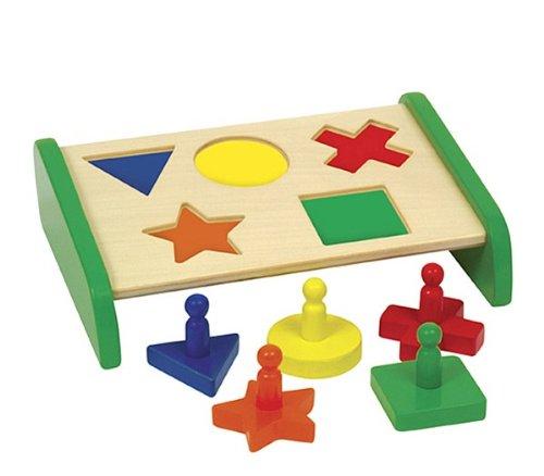uzzle Board (Guidecraft Wooden Puzzles)