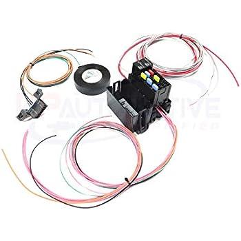 Amazon.com: Michigan Motorsports LS Swap Wire Harness Fuse ... on