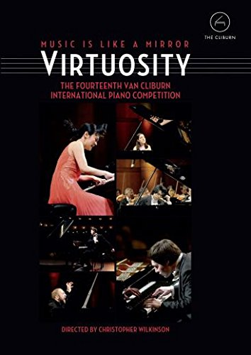 Virtuosity - The Fourteenth Van Cliburn International Piano - Shop Shipping International
