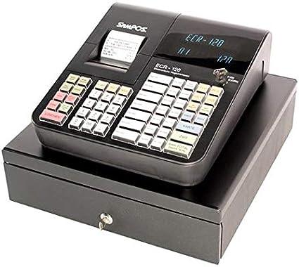 MultiData ECR-120 - Caja registradora para GoBD/GDPdU: Amazon.es ...