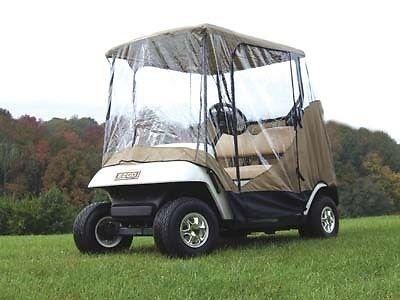 Ez Go Club Car Yamaha Golf Cart Part Deluxe 4-Sided (4 Sided Deluxe Golf Cart)