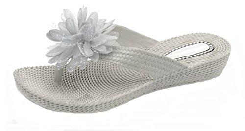 Standard Ubershoes Donna Sandali Silver Vestibilità AwqwY1vg