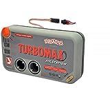 scoprega Bomba Eléctrica Bravo Turbo Max Kit 12 V con kit de montaje para cada tipo de hinchable. Inflador eléctrico con kit…