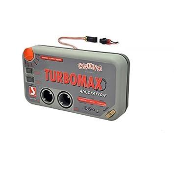 scoprega Bomba Eléctrica Bravo Turbo Max Kit 12 V con kit de ...