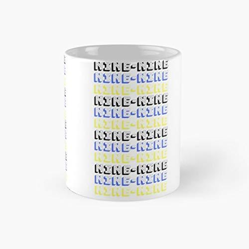 (Brooklyn Nine 99 B99 11 Oz Coffee Mugs)