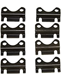 """PRW 1135003 5/16"""" Stepped Pushrod Guide Plate for Chevy 265-400 1955-00"""