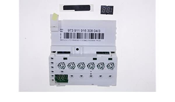 Electrolux - Módulo electrónico configure para lavavajillas ...