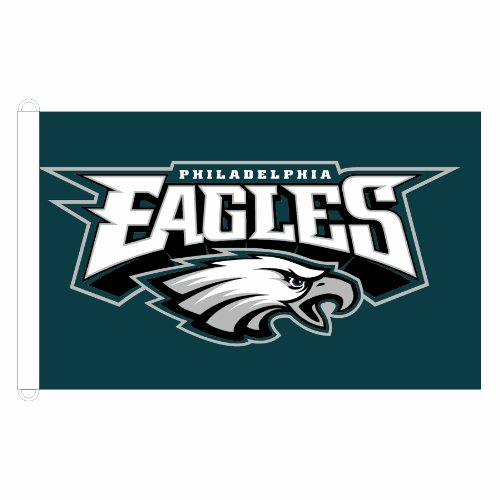 NFL Philadelphia Eagles 3-by-5 foot Flag