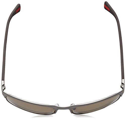 56PS PS Bronw RUBBERMAX Sonnenbrille Sport Gunmetal Gradient Prada TCxfqAwIx