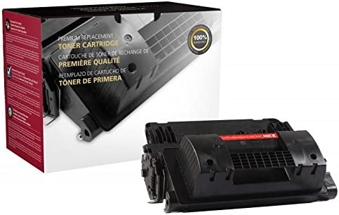 Commercial Remanufactured High Yield MICR Toner Cartridge for HP CF281X HP 81X MICR Black Page Yield-25,000