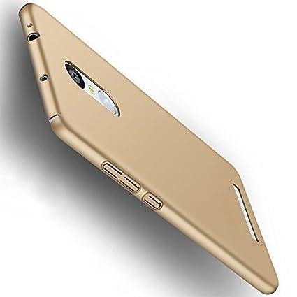 wholesale dealer 5b065 853ed MOBIKTC™ Back Cover for Lenovo K6 Note 4 Cut All Sides 360 Degree  Protection Sleek Blue Hard Case Back Cover Golden