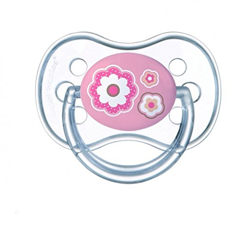 canpol Babies cerezo Forma chupete silicona redondo Talla:0 ...