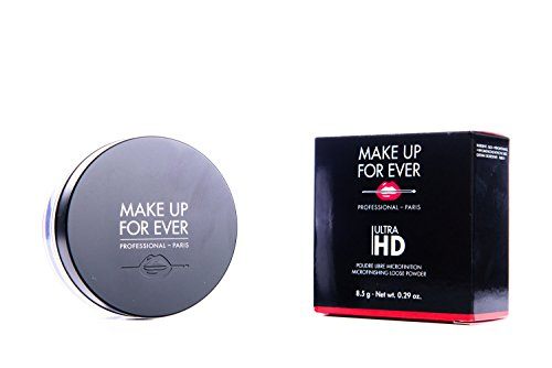 Make Up For Ever HD High Definition Microfinish Powder - Full size 0.30 oz./8.5g - Makeup Forever Powder Foundation