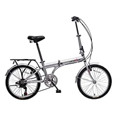 "#TX-17677#F{4} This compact bike is ideal for use as a commuting bike in urban environments, where it can be easily folded and stored when you've reached your destination. -Frame: 20""x1.75 steel TIG welded -Fork: Steel 20"" -Handlebar: Alloy T..."