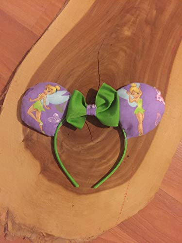 Handmade Disney Mickey Mouse Ears/Halloween/Tinker Bell/Mickey's Not So Scary Halloween -