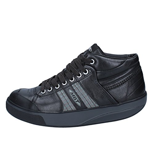 Mid Donna Pelle Kito MBT Sneakers Blucher EU 35 Nero Fashion XEW6fq