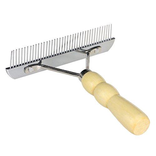 Professional Large Dogs Slicker Hair Brush Long Short Hair C