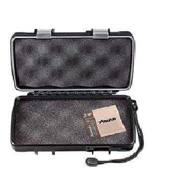 XiKar 15 Cigar Travel Humidor Case