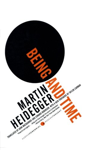 Being and Time (Harper Perennial Modern Thought)