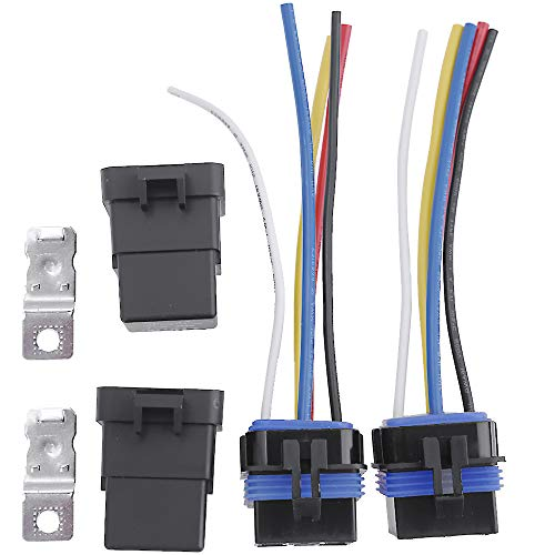 (Power Trim Tilt Relay for Mercury Outboard Motor Replace#AZ973-1C-12DC4 882751A1 (2-Pack))