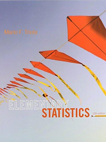 Elementary Statistics and MyStatLab