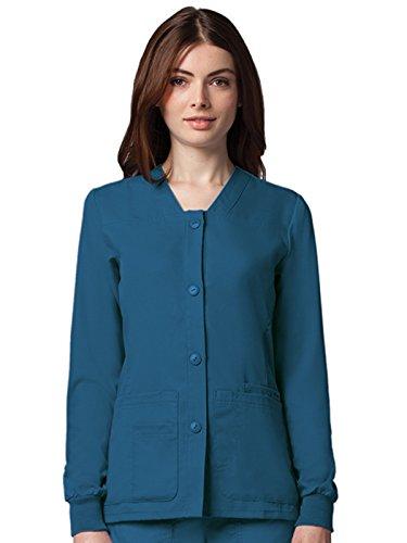 Nursing Scrub Nurse Uniform Jacket - 2