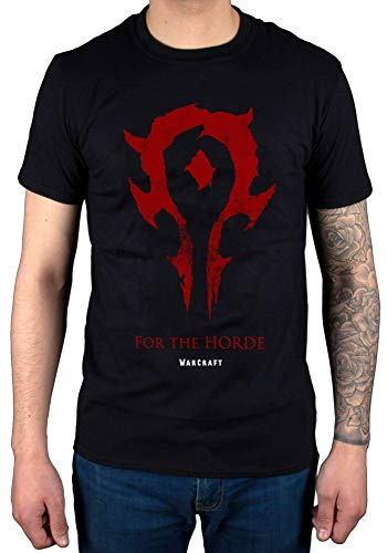 Official World of Warcraft for The Horde T-Shirt
