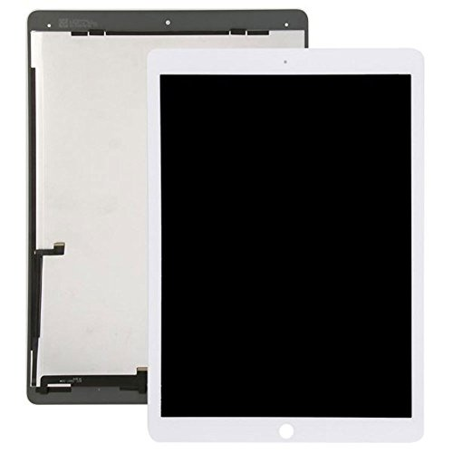 Touch Screen Digitizer and LCD for Apple iPad Pro 9.7'' - Includes IC Chip - White by Group Vertical