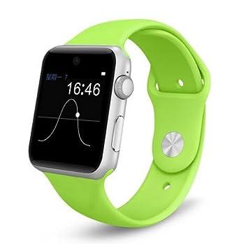 dm09 LF07 Bluetooth inteligente reloj 1.54 pulgadas 2.5d Arc HD pantalla mtk2502 apoyo tarjeta SIM