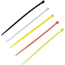 TEKTON 6233 Cable Ties, 500-Piece