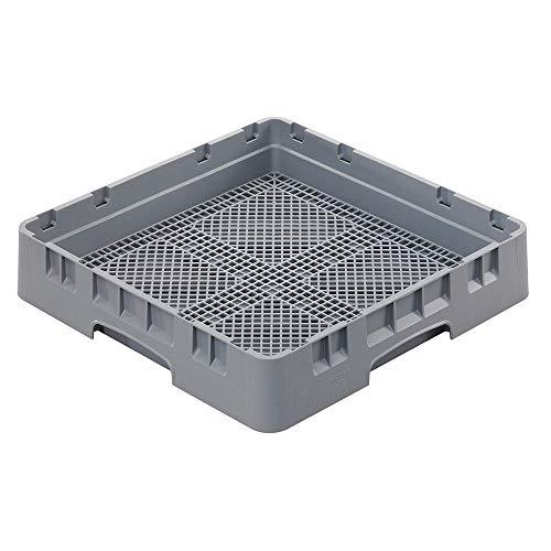 Cambro FR258 Cack Soft Gray Polypropylene Full Size Flatware ()