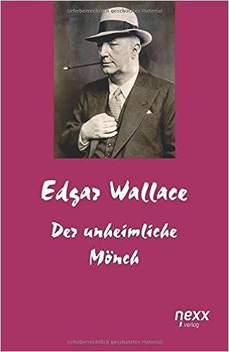Book Der unheimliche M??nch by Edgar Wallace (2015-07-01)