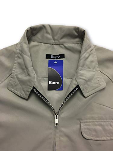 Rrp Burro Beige £99 00 Jacket Xl In Ow0wI8Uq