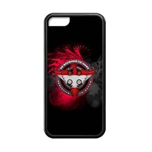 Rock Music Band 30 Seconds To Mars for iPhone 5C Case , 100% TPU Music Band iPhone 5C Case ( Laser Technology )